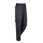 Pantalones de trabajo multibolsillos afelpados 2010.011
