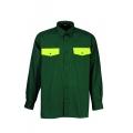 Camisa de trabajo tapetas 2040.007